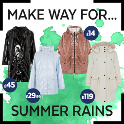 Get The Look – Summer Rain