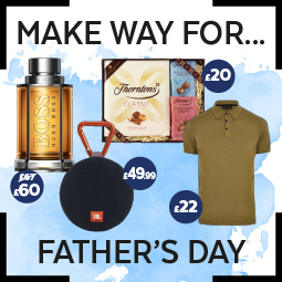 Buy something special for Dad this Father's Day