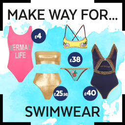 Get the look: Summer swimwear
