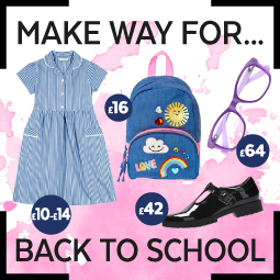 Back to School – Girls