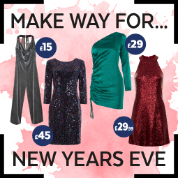 NYE Party Outfit Ideas Under £50