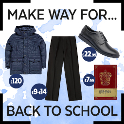 Back to School – Boys