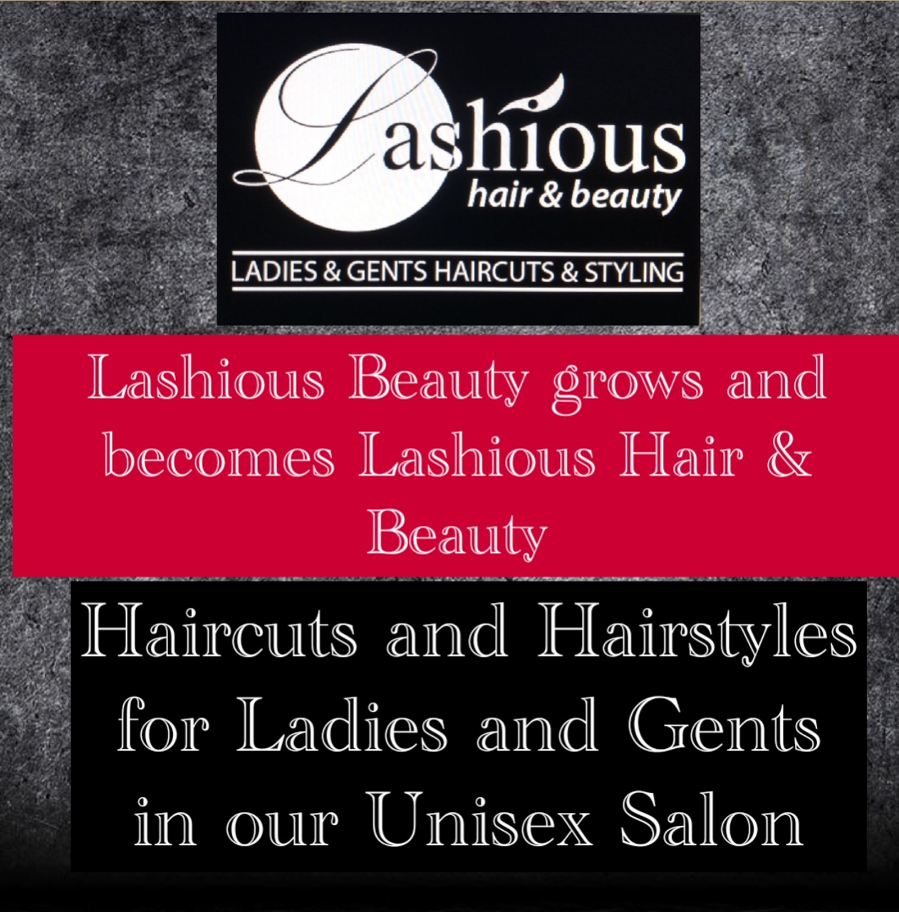 Lashious hair & beauty