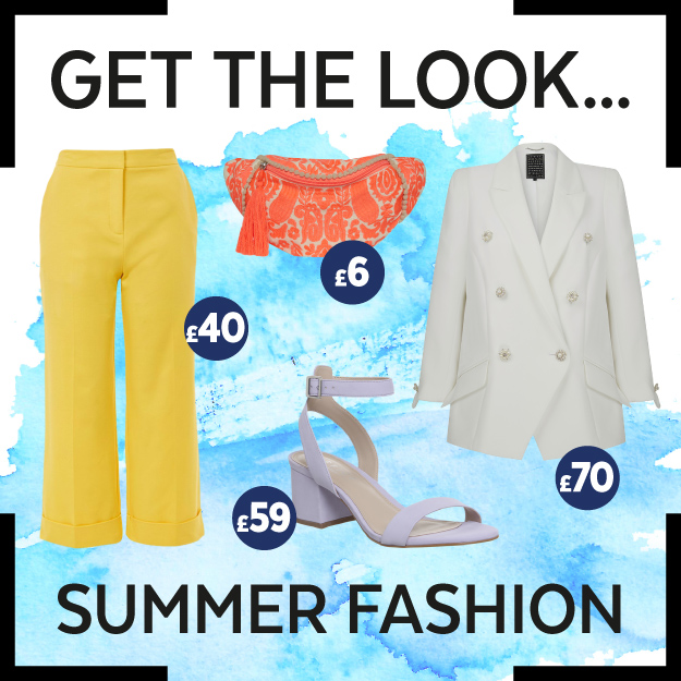 SS18: Your guide to the new fashion trends