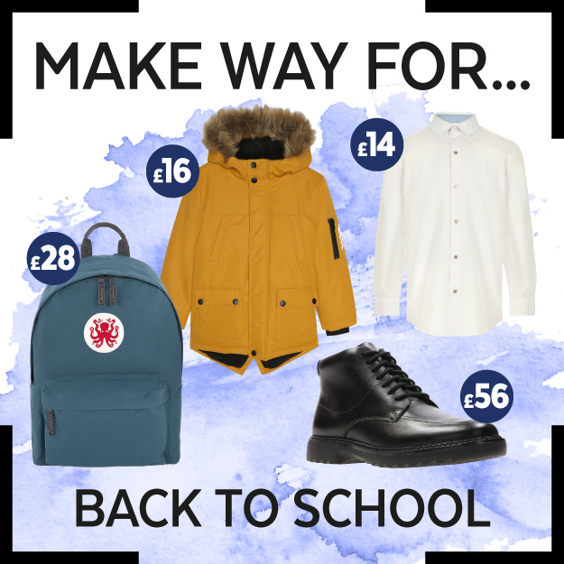 Back to School: Buying Guide for Boys