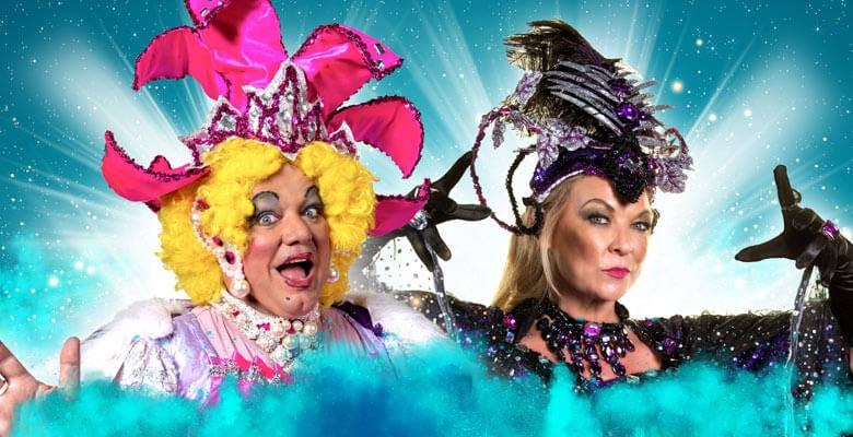 Pantomime Family Ticket at Stockport Plaza Competition