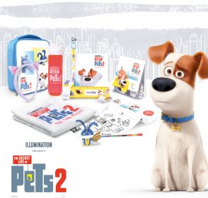 Terms and Conditions – competition to win The Secret Life of Pets 2 Merchandise Bundles