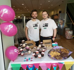Bake Sale at Specsavers