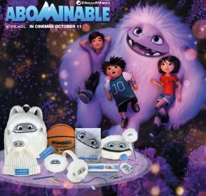 Terms and Conditions – competition to win Abominable Bundles