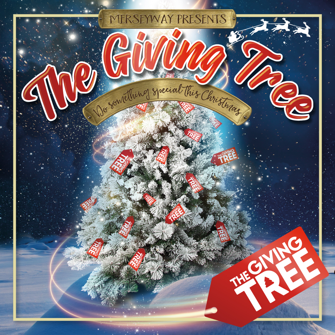 The Giving Tree is BACK!